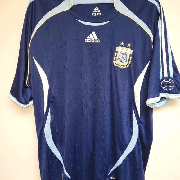 Men's 2XL Argentina jersey